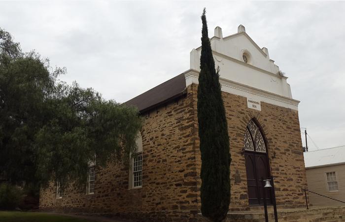 Barry Church Malgas anno 1856
