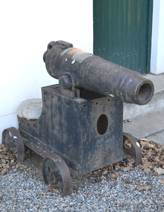 Cannon, Robertson_Museum