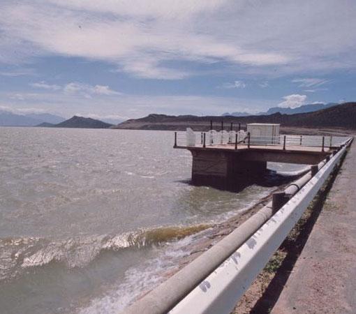 Great Brandvlei dam photo courtesy of eWisa