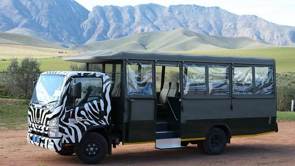 Hop on Hop off Wine Bus